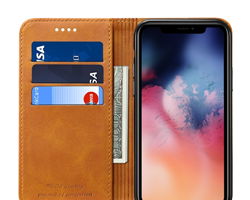 iPhone Xr Klapphüllen & Flipcases