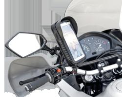 Motorradhalterungen
