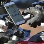 iPhone X Motorradhalterungen