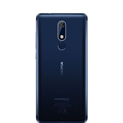 Nokia 5.1 Hüllen