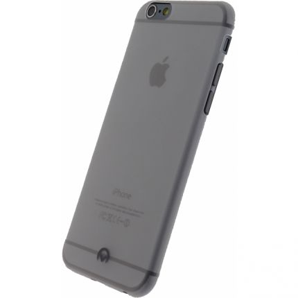Mobilize Gelly TPU Backcover für iPhone 6(s) - Milky White
