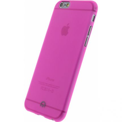 Mobilize Gelly TPU Backcover für iPhone 6(s) - Neon Fuchsia