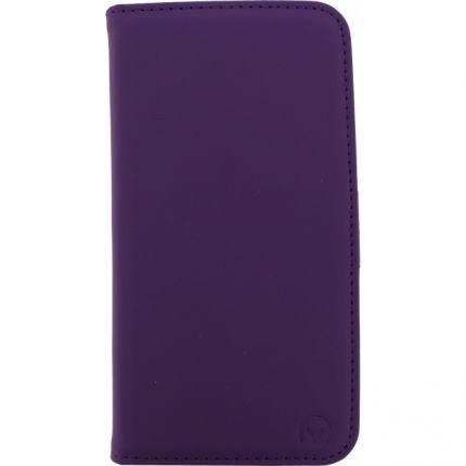 Mobilize Slim Wallet Klapphülle für iPhone 6(s) - Lila
