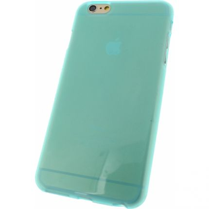 Mobilize Gelly TPU Backcover für iPhone 6(s) Plus - Türkis