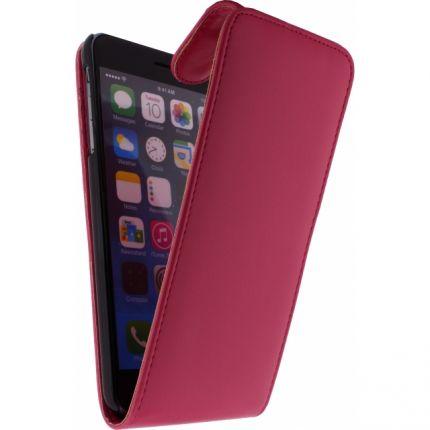 Xccess Flipcase für iPhone 6(s) Plus - Pink