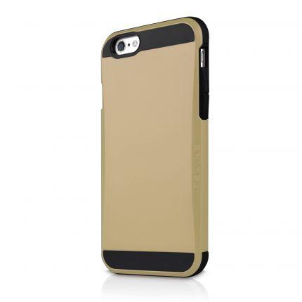 Itskins Evolution Hardcase Backcover für iPhone 6(s) - Gold