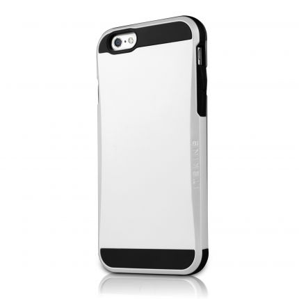 Itskins Evolution Hardcase Backcover für iPhone 6(s) - Weiß