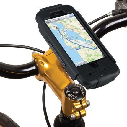Tigra Bike Console Fahrradhalterung für Apple iPhone 6(s) - Schwarz