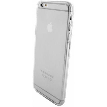 Mobiparts Essential TPU Backcover für iPhone 6(s) Plus - Transparent