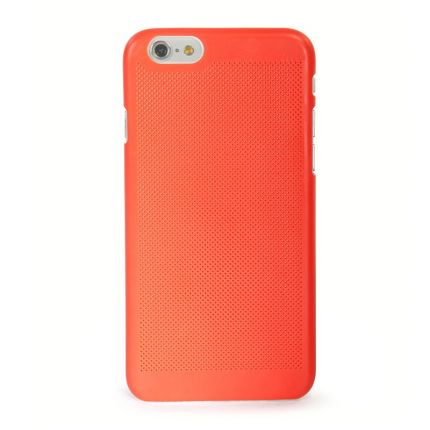 Tucano Tela Snap Hardcase Backcover für iPhone 6(s) Plus - Rot