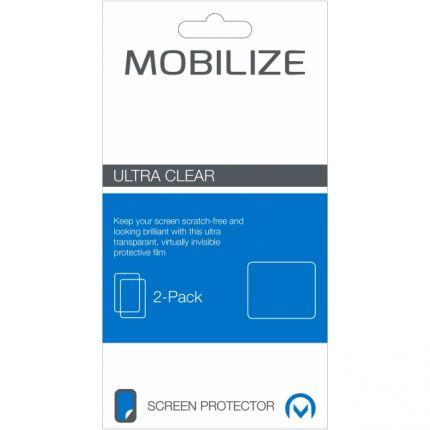 Mobilize Schutzfolie Displayschutz für iPhone 6(s) - 2er Pack