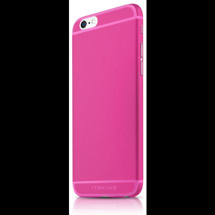 Itskins Zero Hardcase Backcover für iPhone 6(s) - Pink