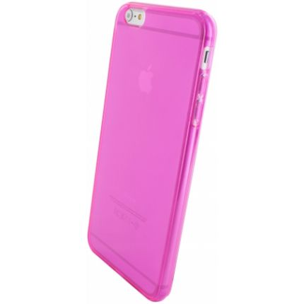 Mobiparts Essential TPU Backcover für iPhone 6(s) Plus - Pink