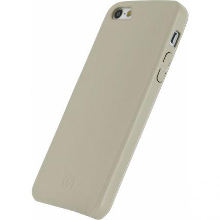 Mobilize Premium Backcover für iPhone SE (2016) / 5S / 5 - Creamy White
