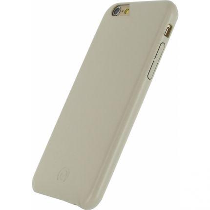 Mobilize Premium Backcover für iPhone 6(s) - Creamy White