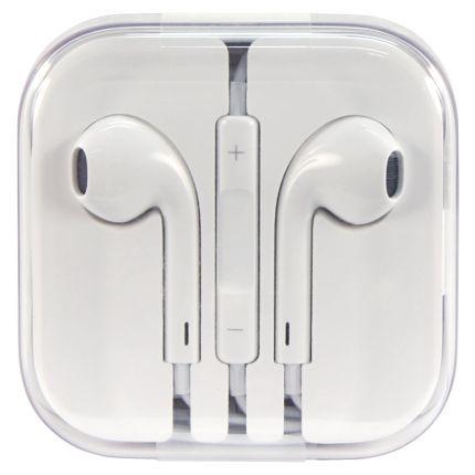 Mobigear In-Ear Headset 3.5mm In-Ear Kopfhörer - Weiß