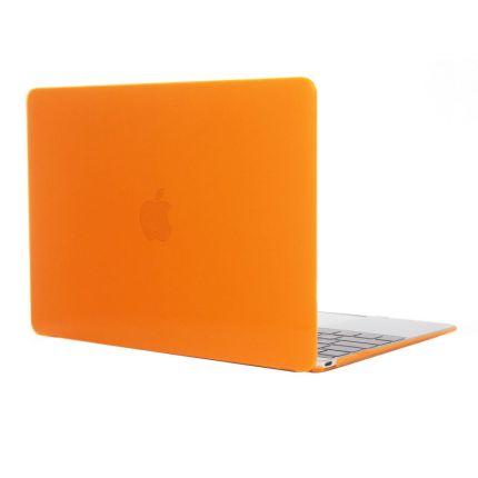 Mobigear Glossy Case für MacBook 12 Zoll - Orange