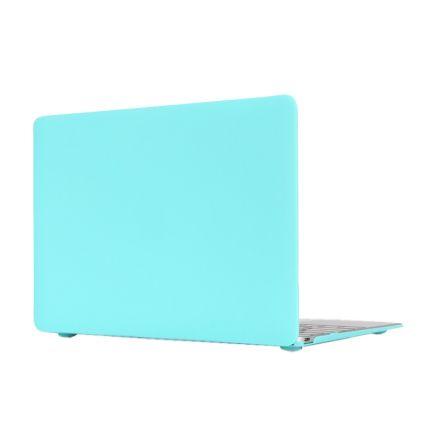 Mobigear Matte Case für MacBook 12 Zoll - Türkis