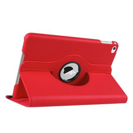 Mobigear 360 Rotating Klapphülle für iPad Mini 4 (2015) - Rot