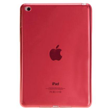 Mobigear TPU Backcover für iPad Mini 4 (2015) - Rot