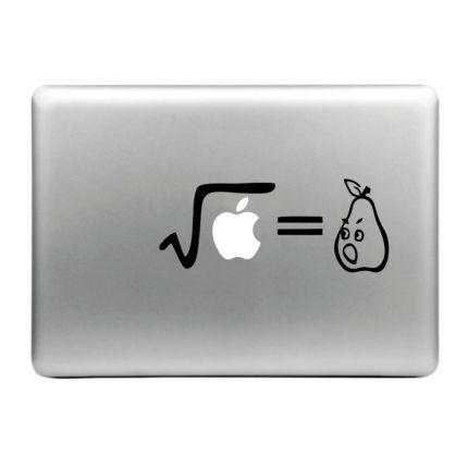Mobigear Design Sticker für Apple MacBook Air / Pro (2008-2015) - Formel