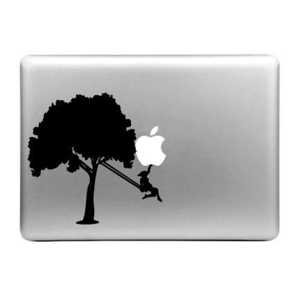 Mobigear Design Sticker für Apple MacBook Air / Pro (2008-2015) - Baum