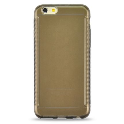 Mobigear Color TPU Backcover für iPhone 6(s) - Grau