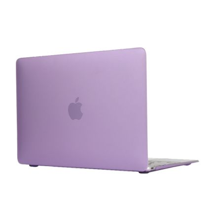 Mobigear Matte Case für MacBook 12 Zoll - Lila
