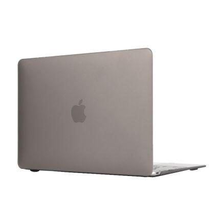 Mobigear Matte Case für MacBook 12 Zoll - Grau