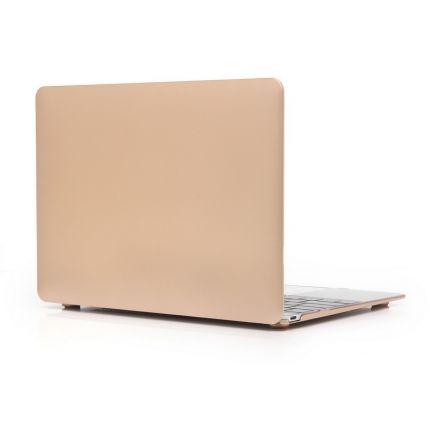 Mobigear Metallic Case für MacBook 12 Zoll - Gold