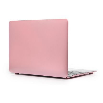 Mobigear Metallic Case für MacBook 12 Zoll - Pink