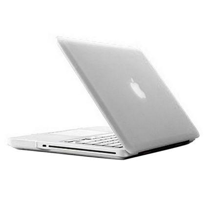 Mobigear Matte Case für MacBook Pro 13 Zoll - Transparent