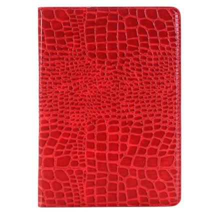 Mobigear Krokodil Klapphülle für iPad Pro 9.7 (2016) - Rot
