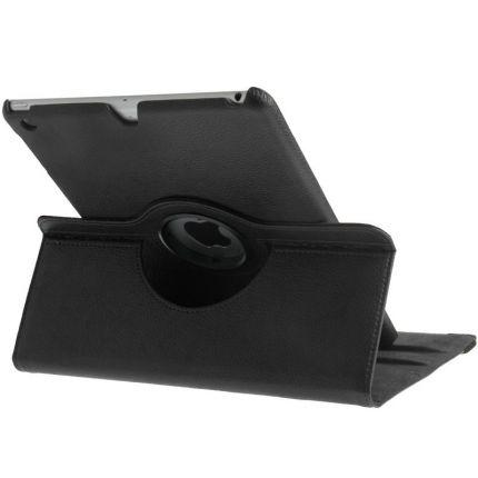 Mobigear 360 Rotating Klapphülle für iPad 6 (2018) / iPad 5 (2017) / iPad Air 1 (2013) - Schwarz