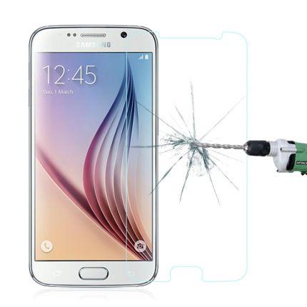 Mobigear Panzerglas Displayschutz für Samsung Galaxy S6