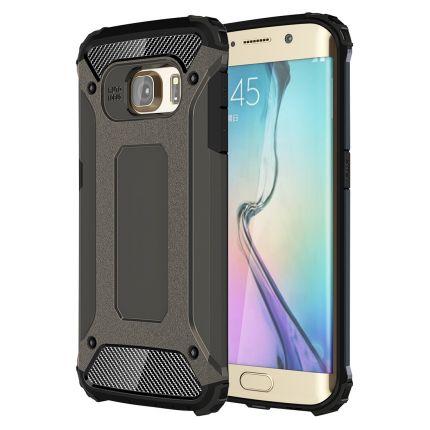 Mobigear Outdoor Hardcase Backcover für Samsung Galaxy S6 Edge - Bronze