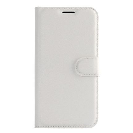 Mobigear Classic Klapphülle für Samsung Galaxy S7 - Weiß