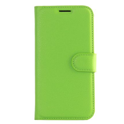 Mobigear Classic Klapphülle für Samsung Galaxy S7 - Grün