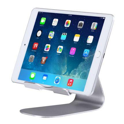 Mobigear Aluminium Tablet Ständer Universal - Silber