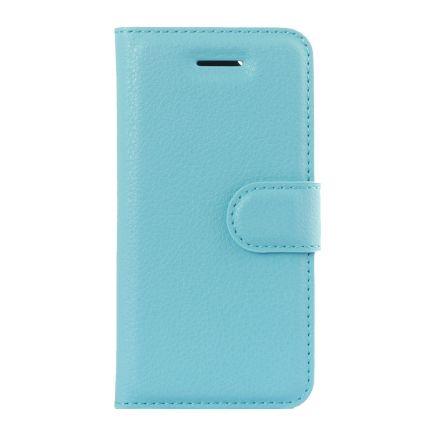 Mobigear Classic Klapphülle für iPhone SE (2016) / 5S / 5 - Blau