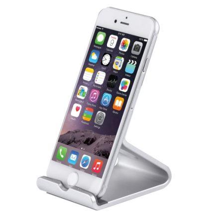 Mobigear Aluminum Ständer Universal Low - Silber