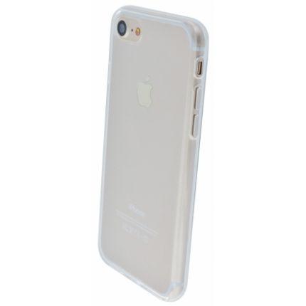 Mobiparts Essential TPU Backcover für iPhone SE (2020) / 8 / 7 - Transparent