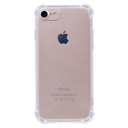 Mobigear Cushion TPU Backcover für iPhone SE (2020) / 8 / 7 - Transparent