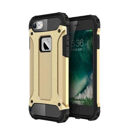 Mobigear Outdoor Hardcase Backcover für iPhone SE (2020) / 8 / 7 - Gold