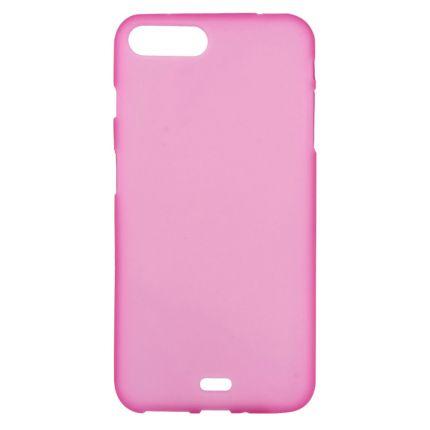 Mobigear Color TPU Backcover für iPhone 8 Plus / 7 Plus - Magenta