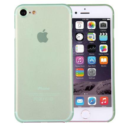 Mobigear Ultra Thin Hardcase Backcover für iPhone SE (2020) / 8 / 7 - Grün