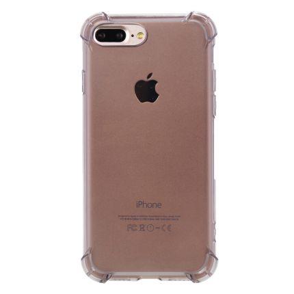 Mobigear Cushion TPU Backcover für iPhone 8 Plus / 7 Plus - Schwarz