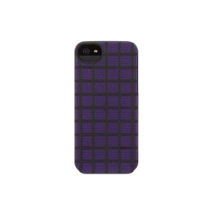 Griffin MeshUps Hardcase Backcover für iPhone SE (2016) / 5S / 5 - Lila