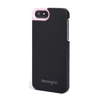 Kensington Vesto Hardcase Backcover für iPhone SE (2016) / 5S / 5 - Schwarz