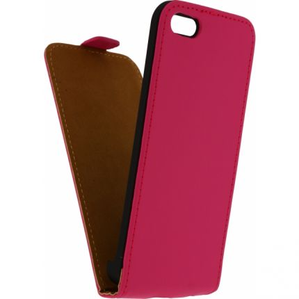 Mobilize Ultra Slim Flipcase für iPhone 5C - Pink